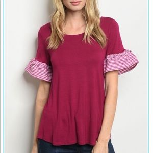 Tops - 🌺🌺Magnificent Magenta Top